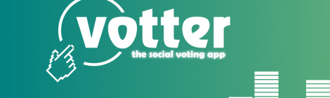 Release - Votter: The Social Voting App!