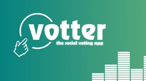 Release - Votter: The Social Voting App!